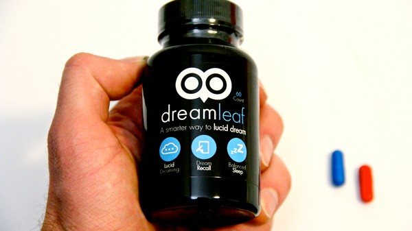 I Tried to Trick My Brain into Lucid Dreaming With Some Pills I Bought Online