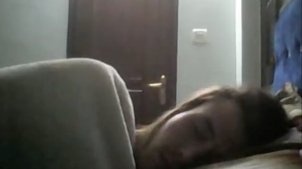 Watch a Motherboard Writer Sleep, Live, Right Now
