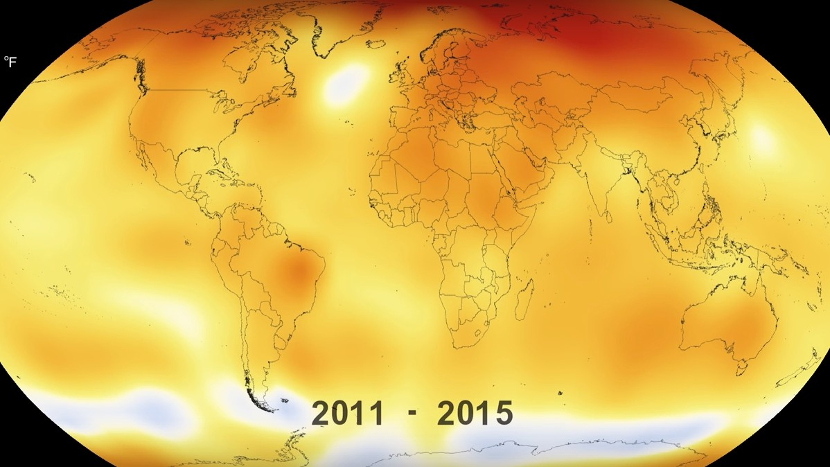 2015 Was the Hottest Year on Record by a Huge Margin