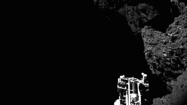 Goodbye, Philae