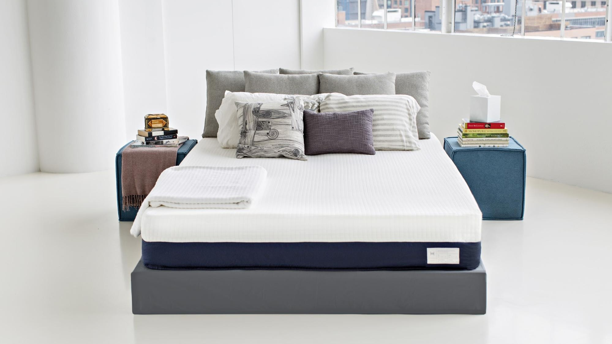 I Tried Out the Customized Mattress of the Future