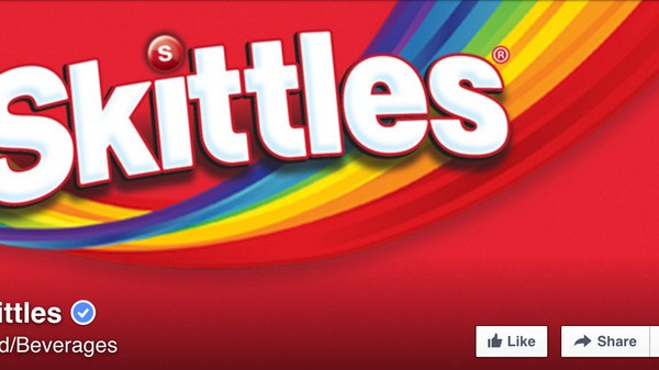 I Went to the Skittles Facebook Page to Complain, But Found Humanity Instead
