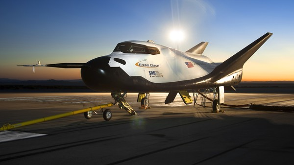 Europe Wants a Dream Chaser, the New Reusable Spaceplane