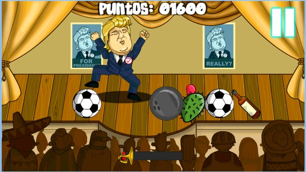 Trump's Anti-Immigration Talk Is Inspiring iPhone Games