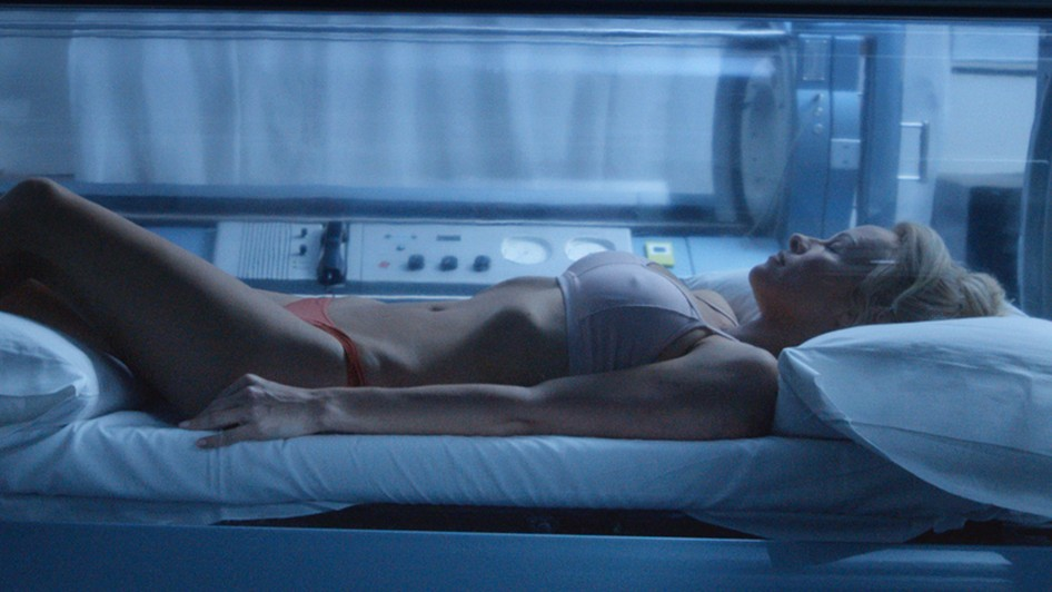 Watch 'Connected,' an Exclusive New Sci-Fi Short Starring Pamela Anderson