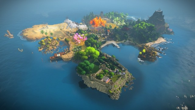 'The Witness' Is the First Video Game I've Ever Played and I Love It
