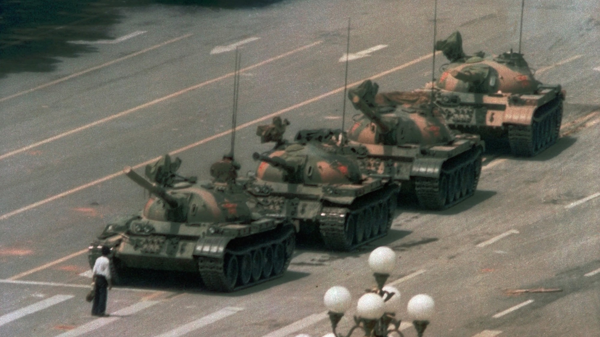 If China Ever Uses Copyright to Censor Tank Man, It Will Be America's Fault