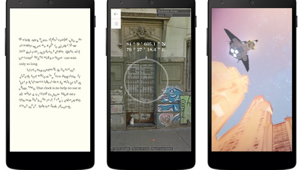 The Future of Books Could Be Somewhere Between a Game and an App