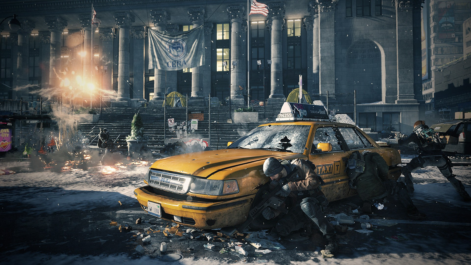 Could the Post-Pandemic Chaos of 'The Division' Really Happen?