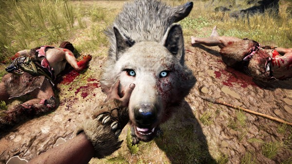'Far Cry Primal' Finds a New Kind of Shooter in the Stone Age