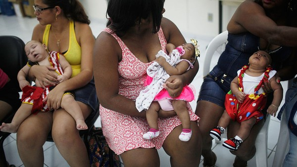 How the Zika Virus Is Fueling the Abortion Debate in Brazil