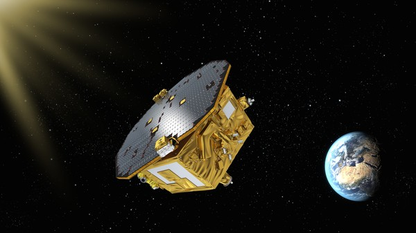 Europe Is Testing Its Gravitational Wave Detector Tech in Space