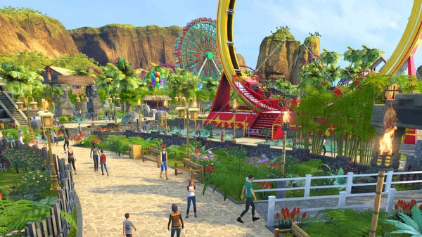 Atari Is Really Trying Not to Screw Up the Next 'RollerCoaster Tycoon'