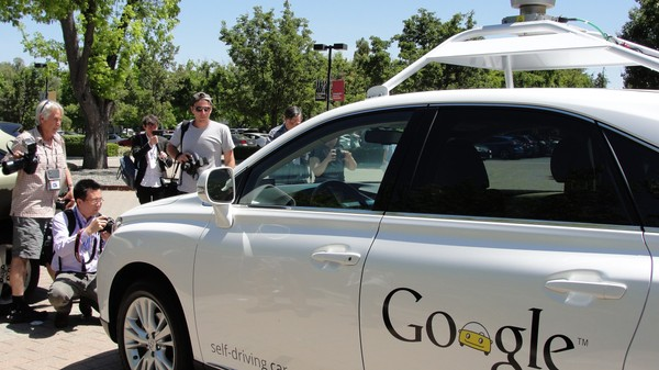 Why Google's Self-Driving Car Crash Doesn't Change Anything