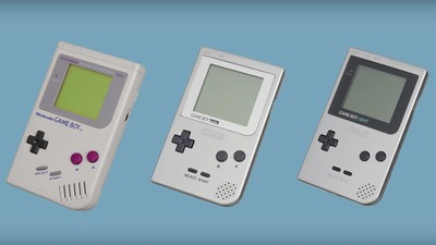 Guarda un'autopsia dell'hardware del Game Boy