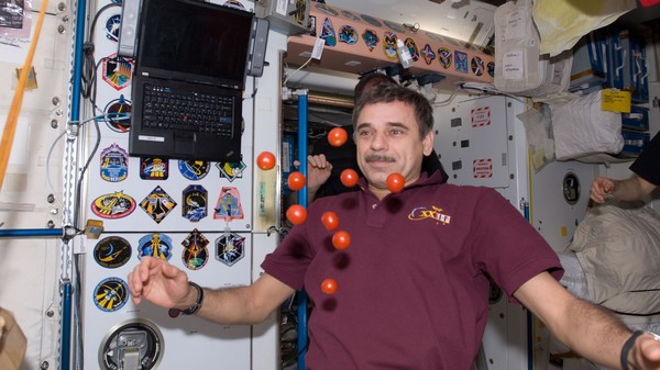 The Other Guy Who Just Spent a Year In Space