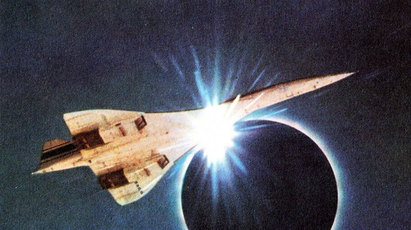When Astronomers Chased a Total Eclipse in a Concorde