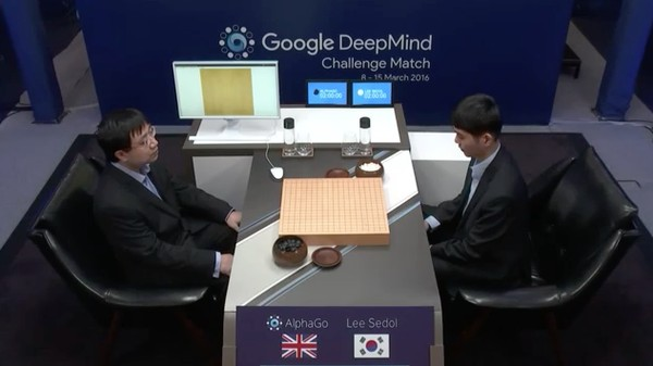 Google's Go-Playing AI Wins Second Match Against Pro Player Lee Sedol