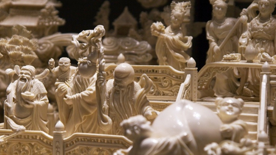 Do Auctions Have a Poached Ivory Problem?