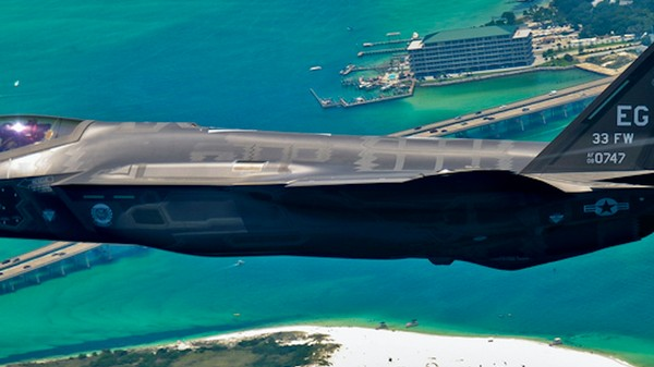 The F-35 Is Actually Three Different Warplanes