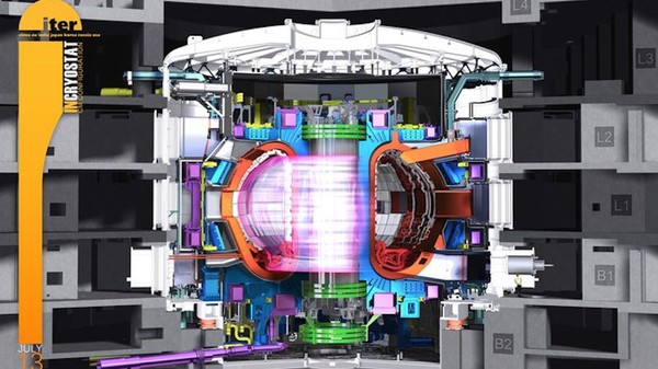 Space Tech Is Helping Engineer the World's Biggest Nuclear Fusion Reactor