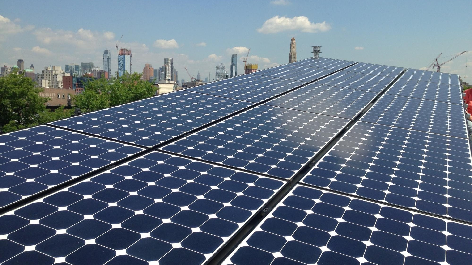 An Indie, Off-the-Grid, Blockchain-Traded Solar Power Market Comes to Brooklyn