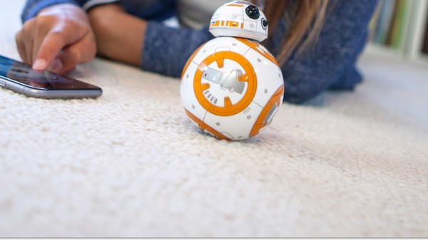 Could This BB-8 Bot Help People Cope With Anxiety?