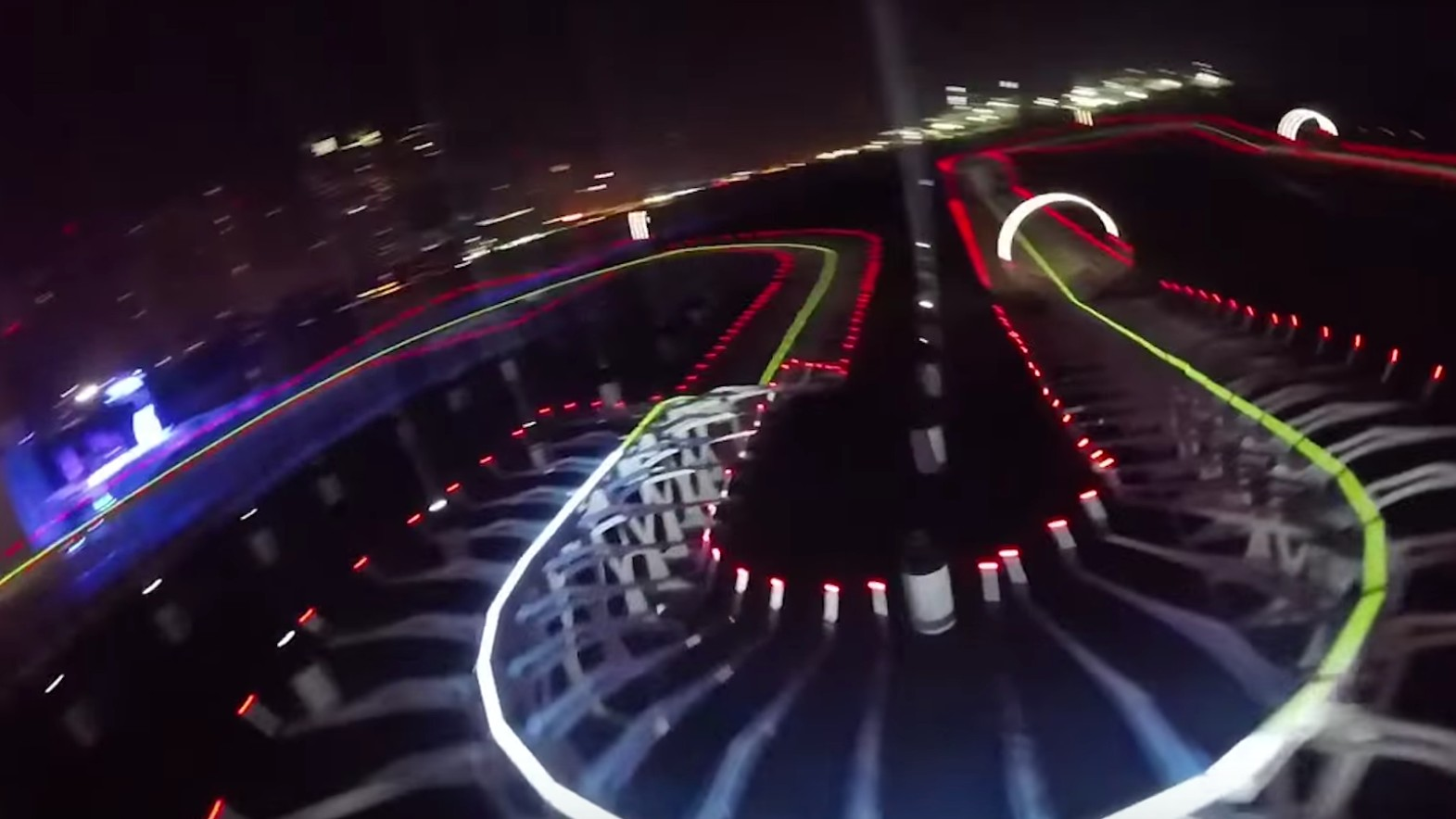 A Look At the Swankiest, Priciest Drone Race Yet
