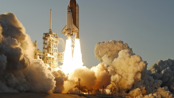 NASA Will Test 'Green' Rocket Fuel in 2017