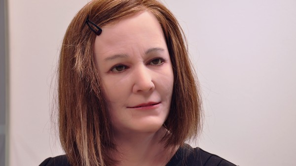 Nadine the Robot Is Your New Social Companion