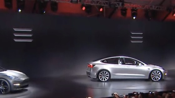 If You Were Sleeping During the Tesla Model 3 Unveiling, Read This Cheat Sheet