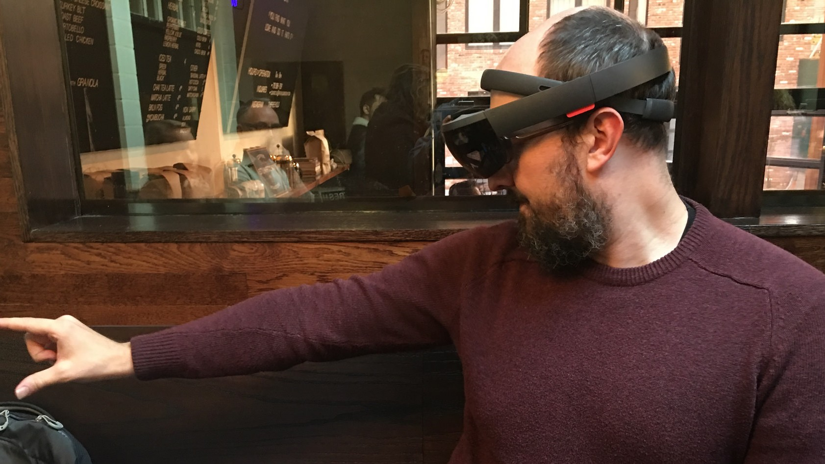 I Augmented My Reality with Beer and Augmented Reality and Saw the Near Future