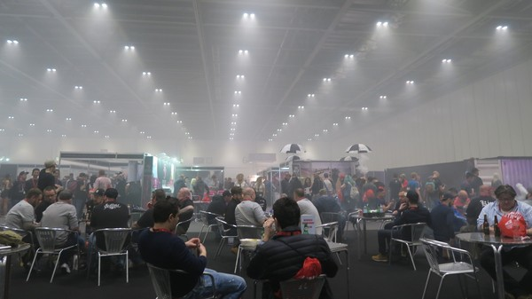 At the UK's Biggest Vaping Show, the Future Looks Hazy