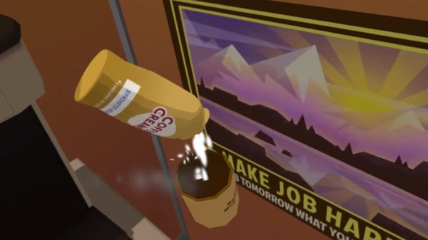 'Job Simulator 2050' Is the Best Thing I've Ever Done in Virtual Reality