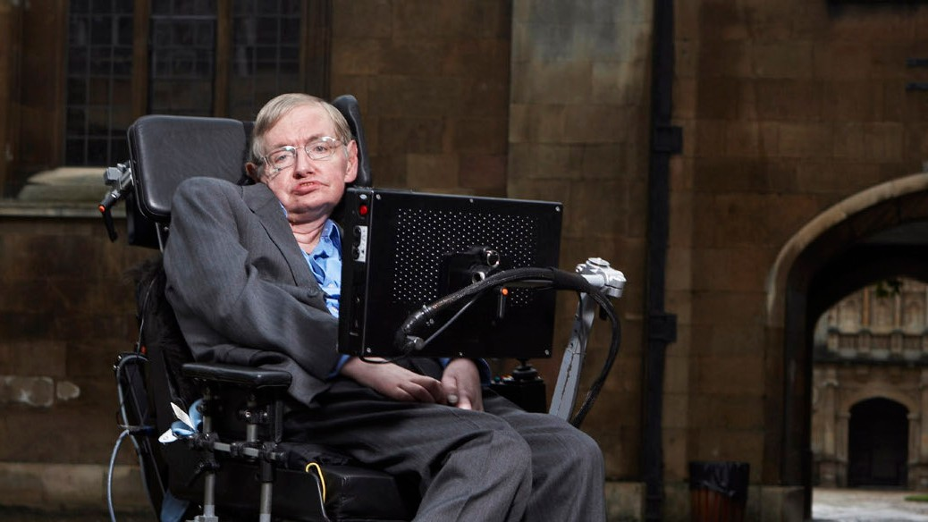 Why Is Stephen Hawking Suddenly So Cool With Aliens Now?