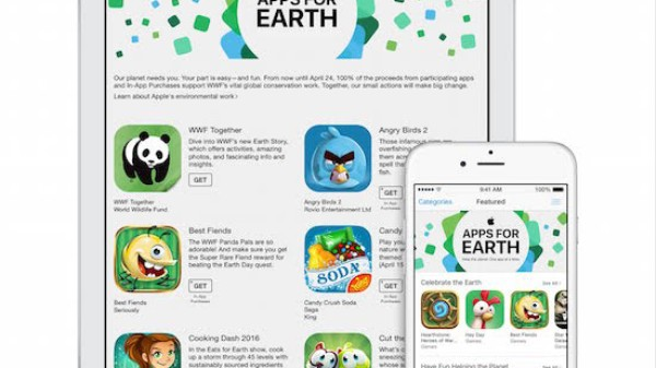 Protecting the Environment Is the App Store's Latest Killer Feature