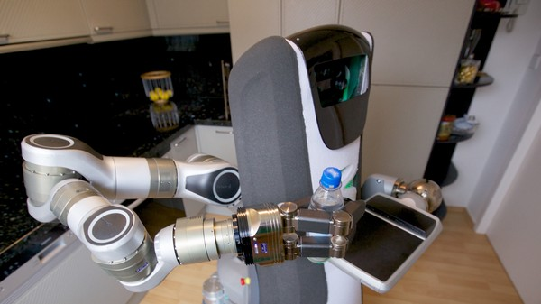 The One-Armed Robot That Will Look After Me Until I Die