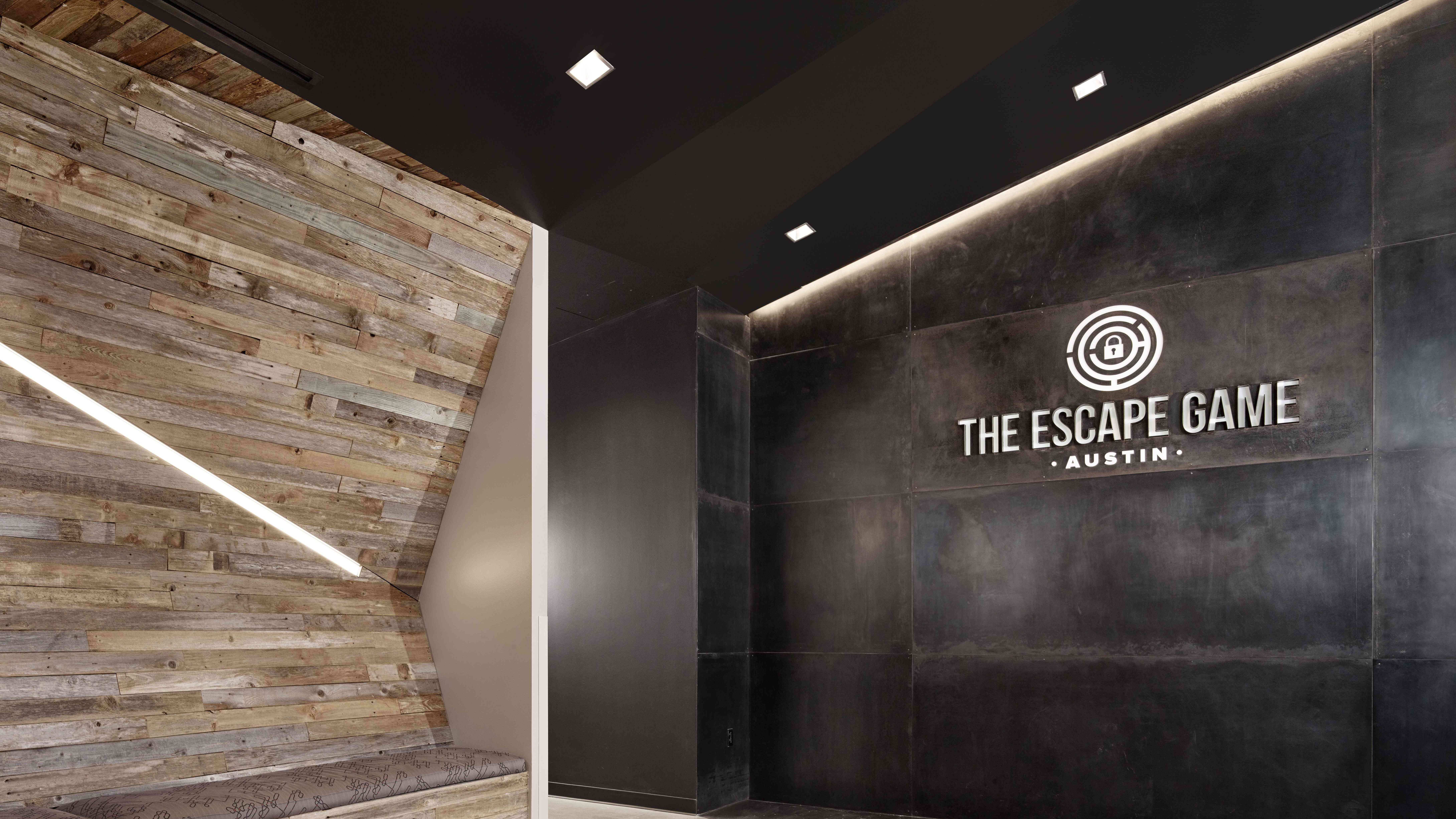 Inside The Escape Game's New $1 Million Facility