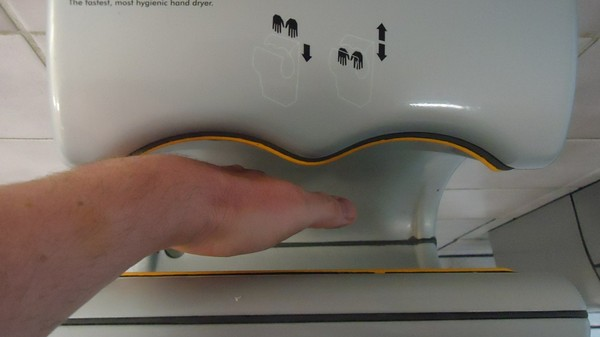 Wait, Are Hand Dryers Good or Bad? I Can't Keep Track