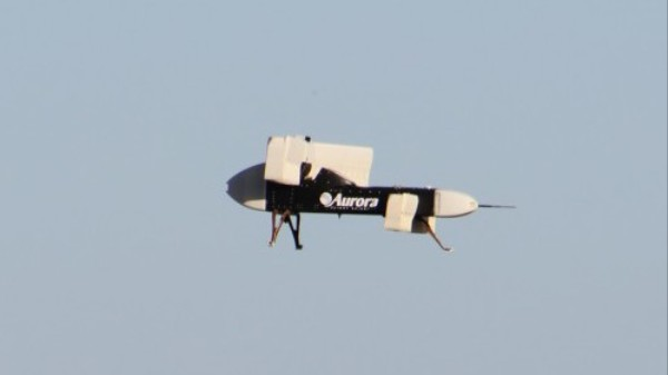 DARPA's Vertical Takeoff/Landing X-Plane Takes Its First Flight