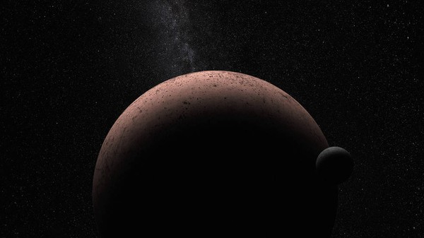 Hubble Discovered a New Moon Hiding in Our Solar System