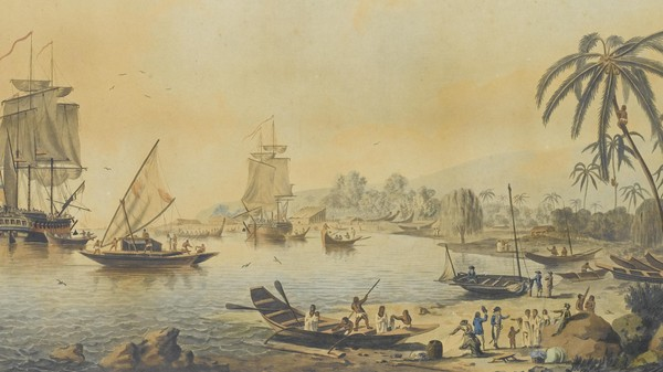 Captain Cook's Lost Ship Has Finally Been Found