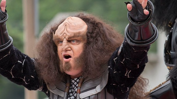 The Battle for the Klingon Language