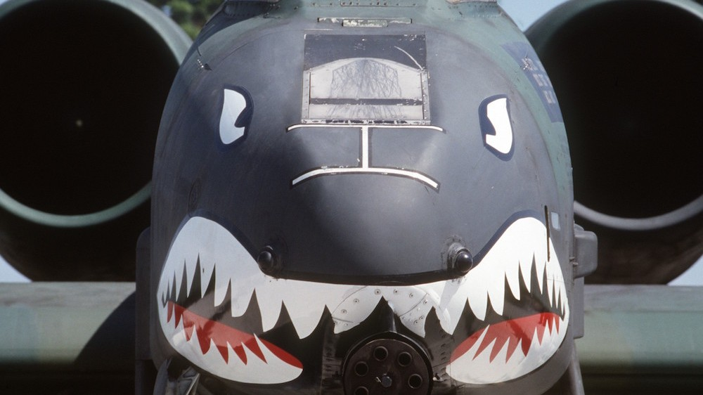 A-10 Nose Art Is the Last of a Dying Breed