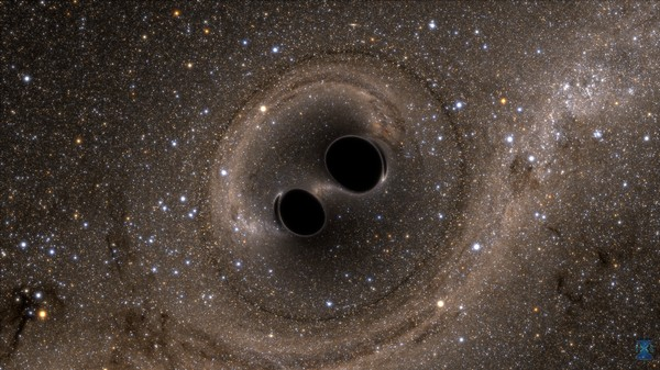Some Astrophysicists Think LIGO May Have Spotted a Dark Matter Signal