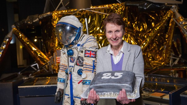 Why Do More People Not Know About Helen Sharman, the First Brit in Space?