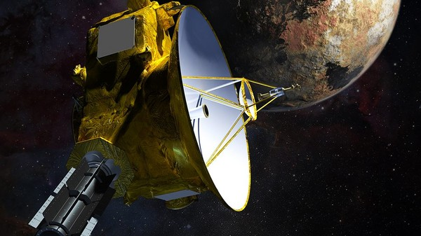 NASA's New Horizons Spacecraft Is Prepping for an Extended Mission