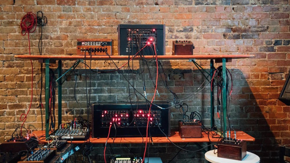 This Is What Synths Made of Repurposed Telephone Switchboards Sound Like