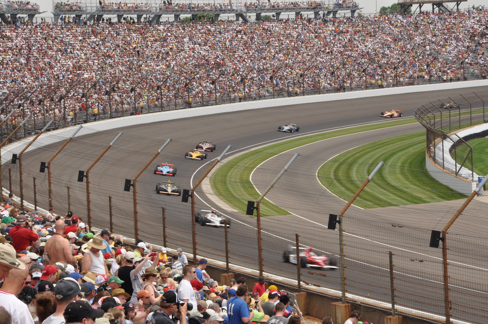 You Can Watch the Indy 500