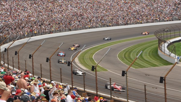 You Can Watch the Indy 500 Online, But Not if You're In Indianapolis
